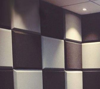 Flat Acoustic Foam Panels